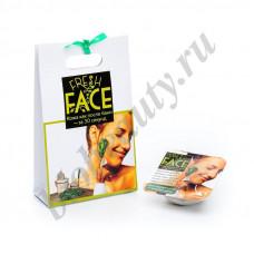 Скраб для лица   FRESH FACE  для нормальной и жирной кожи  БиоБьюти, пробник 3гр
