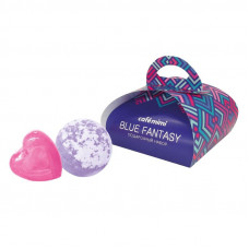 Подарочный набор   BLUE FANTASY   Cafe mimi