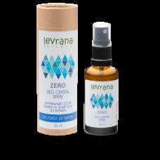 Дезодорант   ZERO   без запаха   50ml Levrana