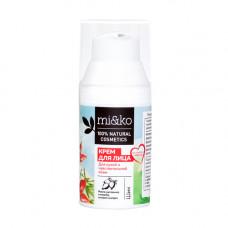 Крем для лица   ШИК   для сухой и чувствительной кожи   30ml Mi&KO